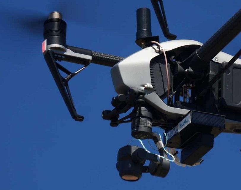 UAV PPK georeferencing system