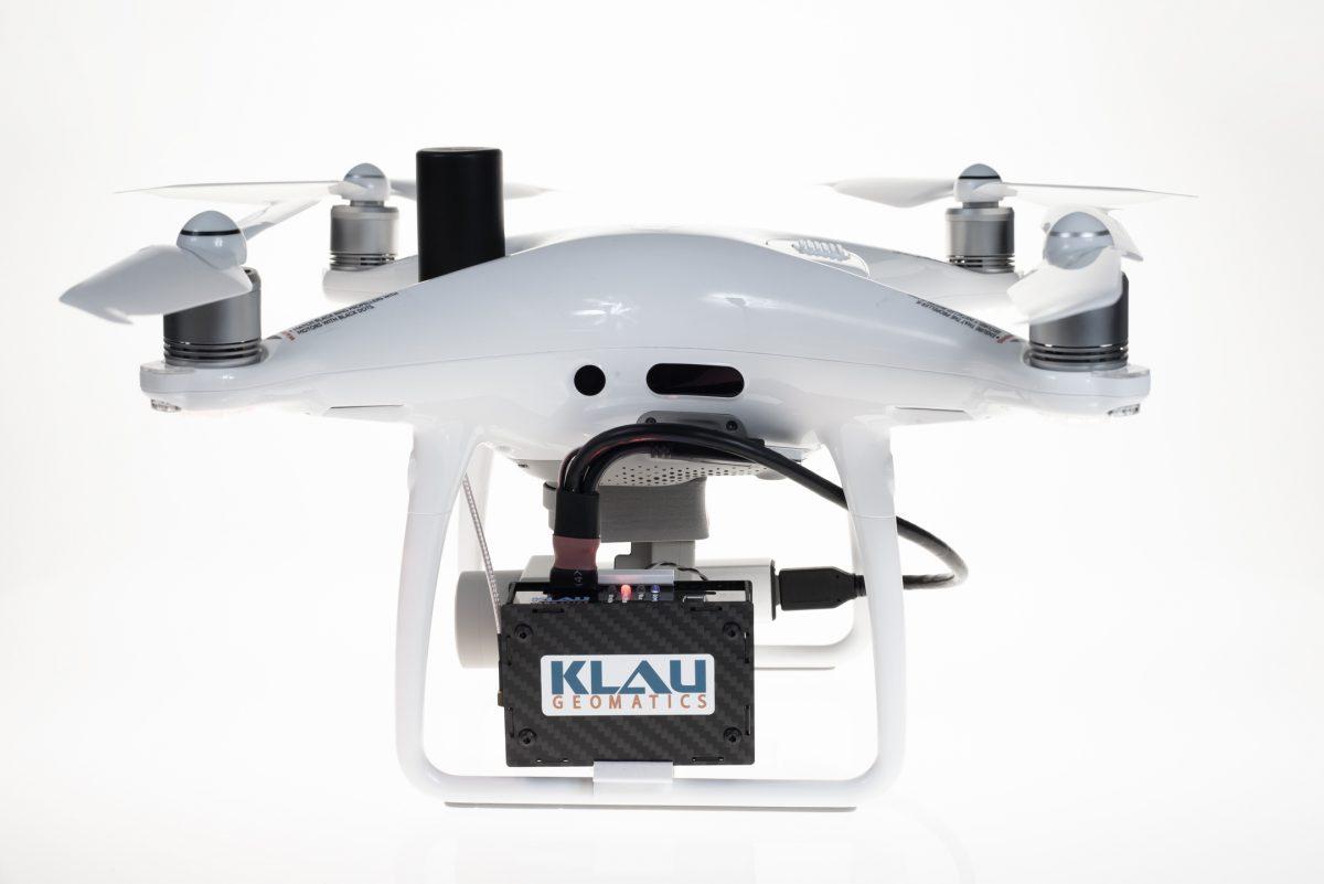 KlauPPK Phantom 4 BYO drone