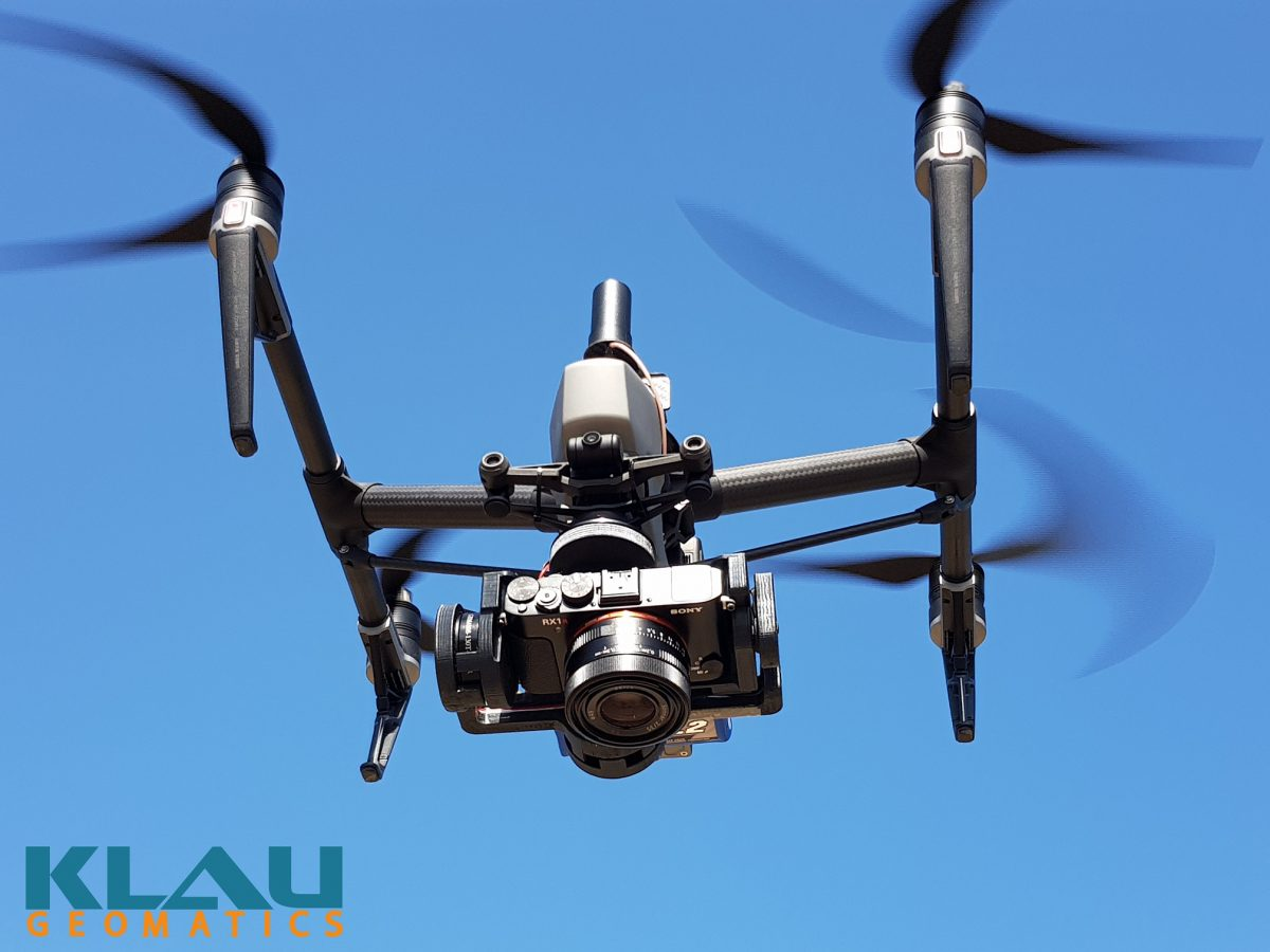 Sony Camera Payload for DJI drones from Klau Geomatics